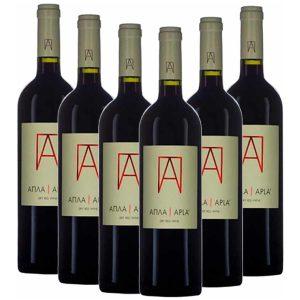 Oenops Wines Apla Rosu 6 x 750ml