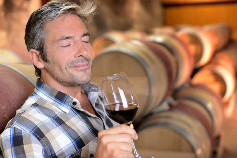 Wine Master in Training