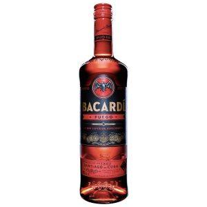 Bacardi Carta Fuego 0.7L