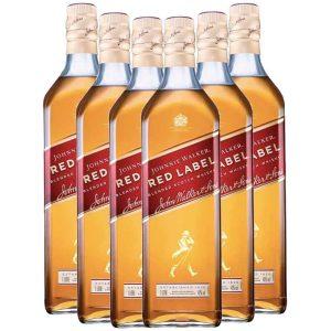 Johnnie Walker Red Label 6 x 1L