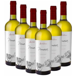 Aurelia Visinescu Promessa Chardonnay 6 x 750ml