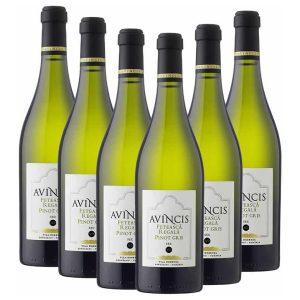 Avincis Feteasca Regala Pinot Gris 6 x 750ml