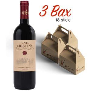 Engros Antinori Santa Cristina Toscana Rosso 18 x 750ml