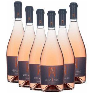 Oenops Wines Apla Rose 6 x 750ml