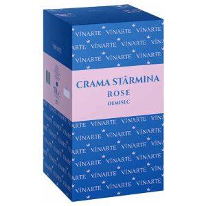 Vinarte Starmina Rose Demisec 10L