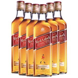 Johnnie Walker Red Label 6